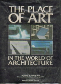 The Place of Art in the World of Architecture